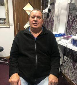 Veteran overwhelmed with his hearing aids