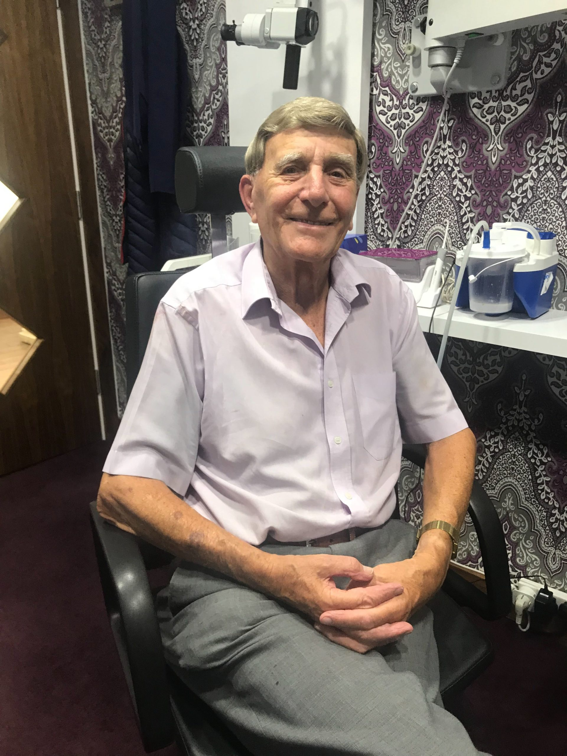 Read more about the article RAF Veteran approved for hearing aids!