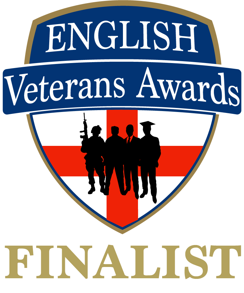 English Veterans Awards Finalist 2020