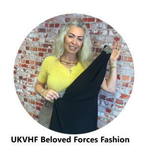 UKVHF Forces Fashion