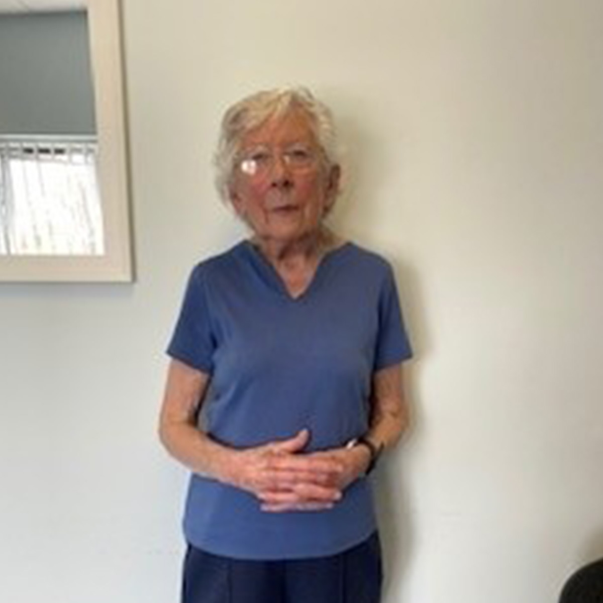 Read more about the article RAF Veteran Mrs Prudence Hardie Success!