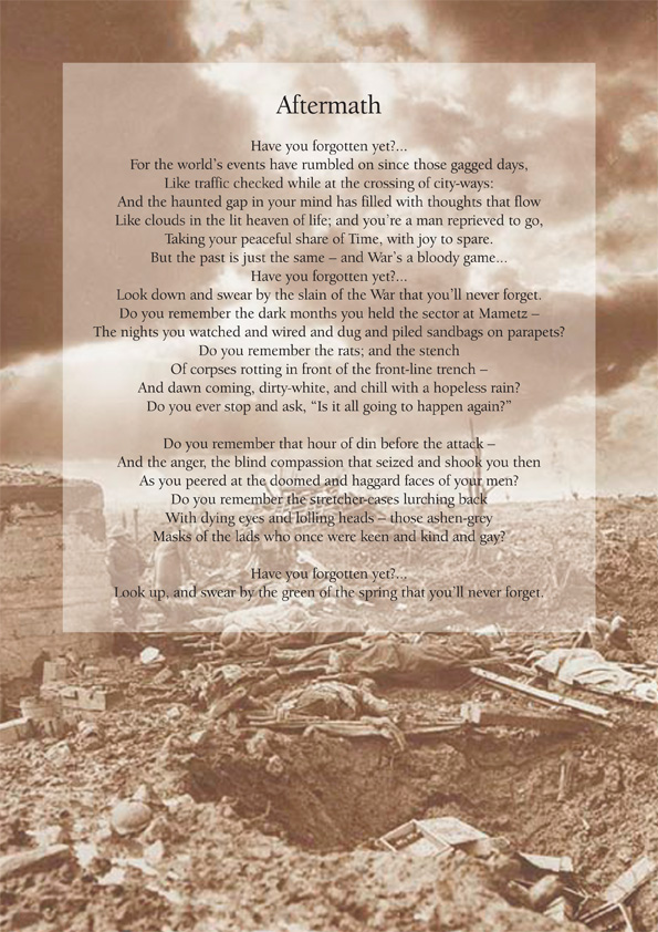 Read more about the article Anniversary of the Battle of the Somme