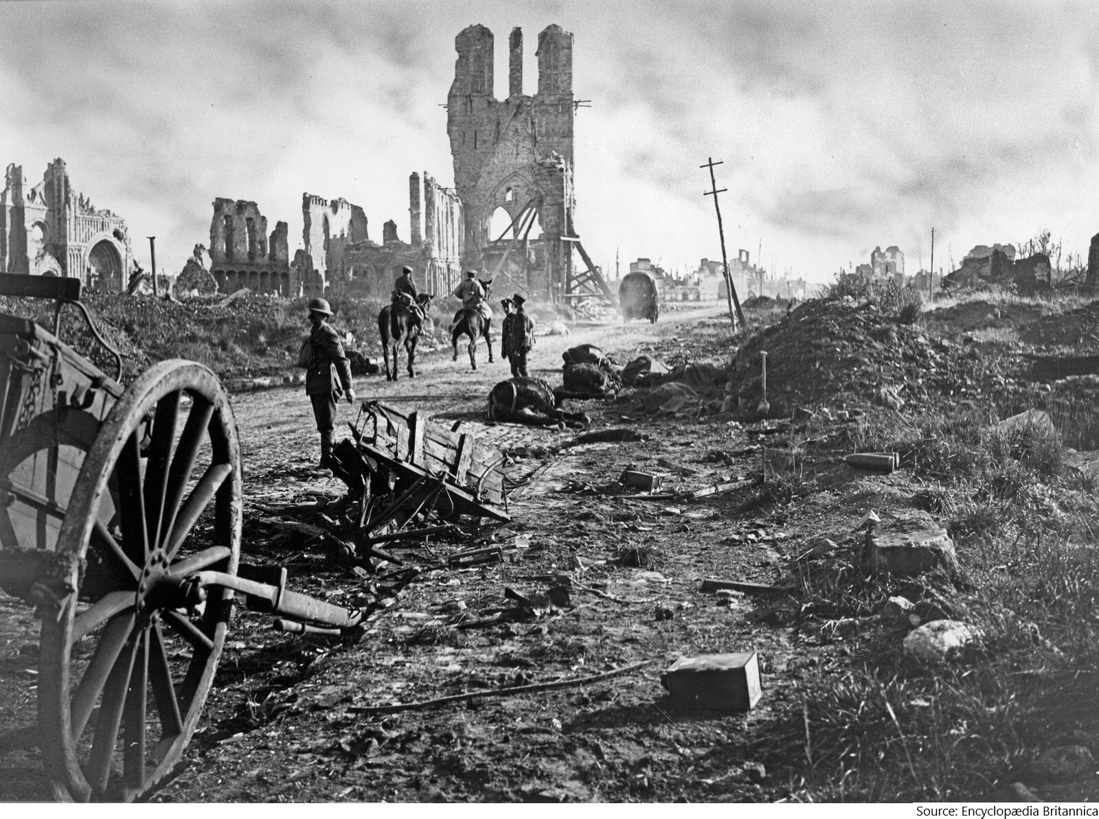 Read more about the article Anniversary of the Battle of Passchendaele