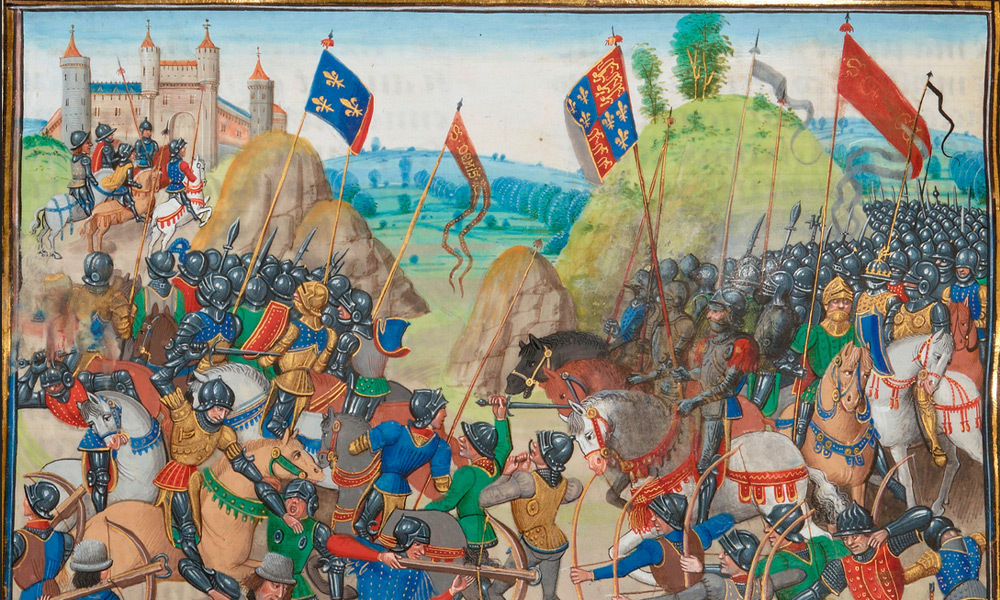 Read more about the article The Anniversary of the Battle of Crécy